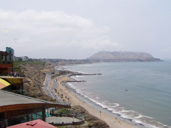Meer in Lima